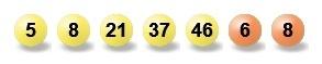 Euro Jackpot Lotto resultat och vinnande nummer för första EuroJackpot dragningen den 23 mars, 2012