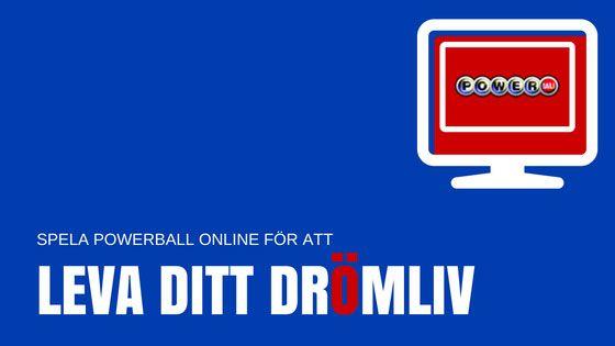 Spela Powerball online